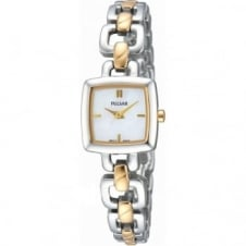 Pulsar PEGG61X1 Women's Dress Wristwatch