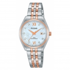 Pulsar PH7458X1 Women's Classic Stone Set Wristwatch