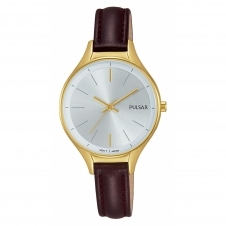 Pulsar PH8280X1 Ladies Classic Dress Wristwatch