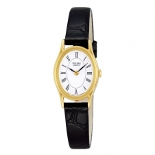 Pulsar PPGD64X1 Ladies Classic Oval Wristwatch