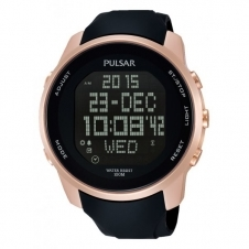Pulsar PQ2046X1 Men's Digital Wristwatch