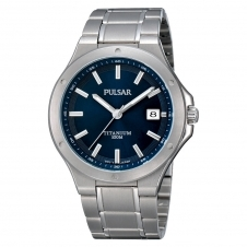 Pulsar PS9123X1 Mens Classic Wristwatch