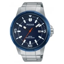 Pulsar PS9367X1 Men's Dress Wristwatch