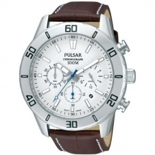 Pulsar PT3433X1 Men's Sports Chronograph Wristwatch