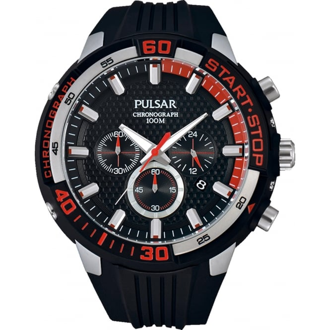 Pulsar PT3697X1 Men's Chronograph Wristwatch