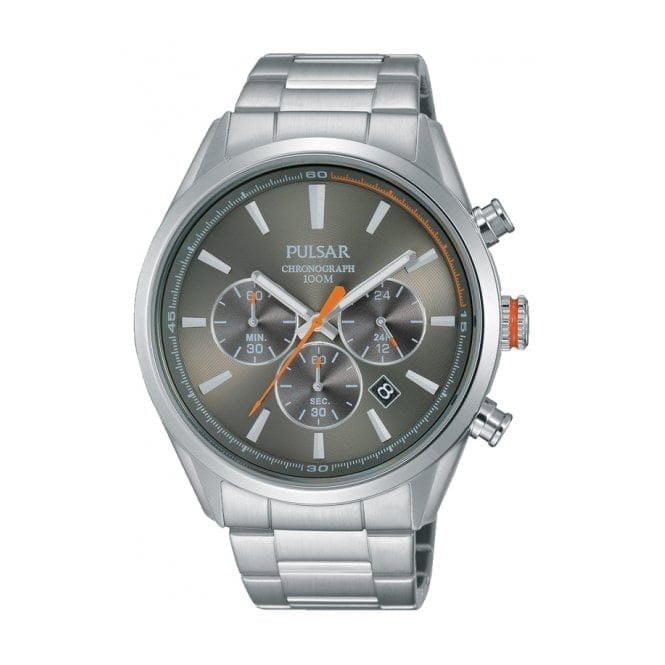 Pulsar PT3725X1 Men's Classic Wristwatch