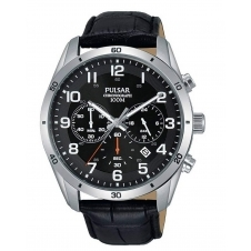 Pulsar PT3833X1 Men's Sports Chronograph Wristwatch