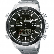 Pulsar PW6003X1 Mens Sports Wristwatch