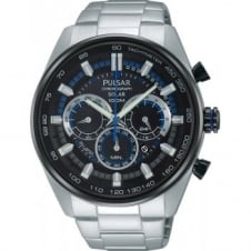 Pulsar PX5019X1 Men's Sports Chronograph Wristwatch
