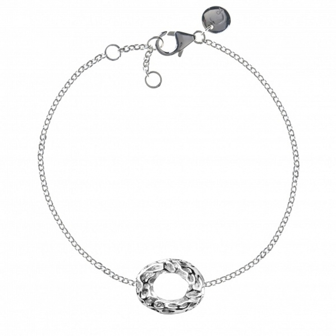 Rachel Galley A201-SV Women's Allegro Single Bracelet