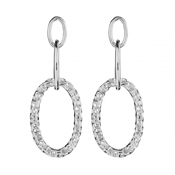 Rachel Galley A400-SV Women's Allegro Charm Earrings
