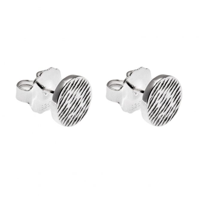 Rachel Galley OC400-SV Women's Ocean Stud Earrings