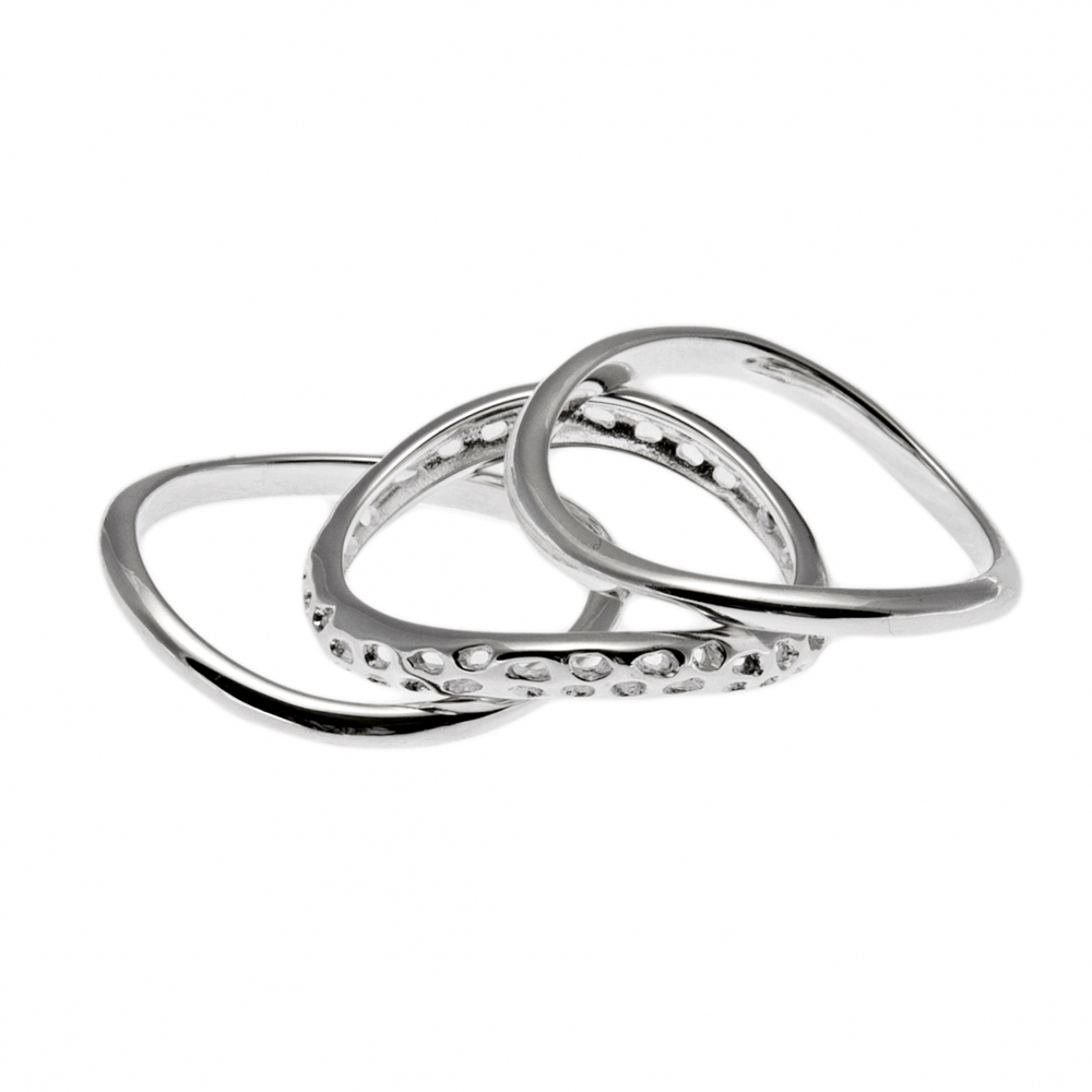set rings product engagement channel three band trilogy matching bridal stone ring and wedding