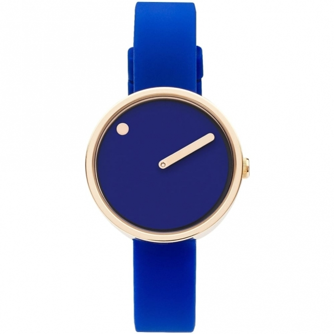 Rosendahl 43389 Picto Blue Dial Wristwatch