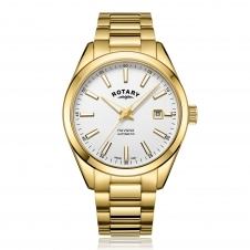 Rotary GB05081-02 Men's Havana Automatic Wristwatch