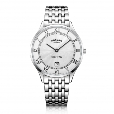 Rotary GB08300-01 Men's Ultraslim Wristwatch