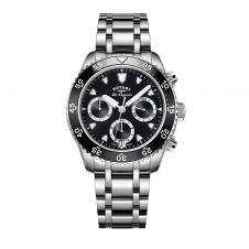 Rotary GB90170-04 Men's Legacy Chronograph Wristwatch