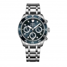 Rotary GB90170-05 Men's Legacy Chronograph Wristwatch