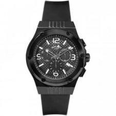 Rotary GS03623-C-19 Rotary Men's Chronograph Wristwatch Black