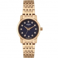 Rotary LB02462-05 Ladies' Stainless Steel Bracelet Wristwatch