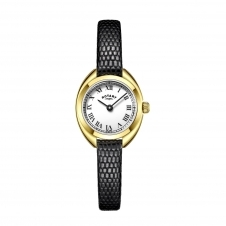 Rotary LS05015-01 Women's' Petite Cocktail Wristwatch