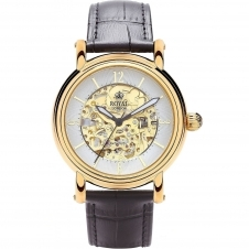 Royal London 41150-02 Men's Automatic Skeleton Wristwatch
