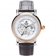 Royal London 41150-04 Men's Automatic Skeleton Wristwatch