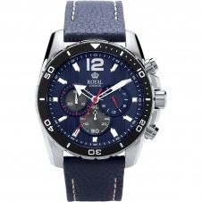 Royal London 41325-03 Men's Chronograph Wristwatch
