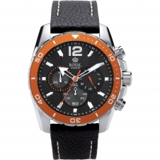 Royal London 41325-04 Men's Chronograph Wristwatch