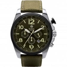 Royal London 41326-04 Men's Chronograph Wristwatch