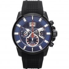 Royal London 41348-02 Men's Chronograph Wristwatch
