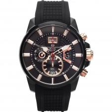 Royal London 41348-03 Men's Chronograph Wristwatch