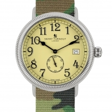 Smart Turnout STG3-BE-56-W CAMO-V3-55-20S Officer Camouflage Strap