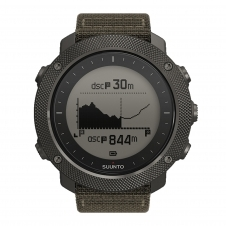 Suunto SS022292000 Traverse Alpha Foliage Wristwatch