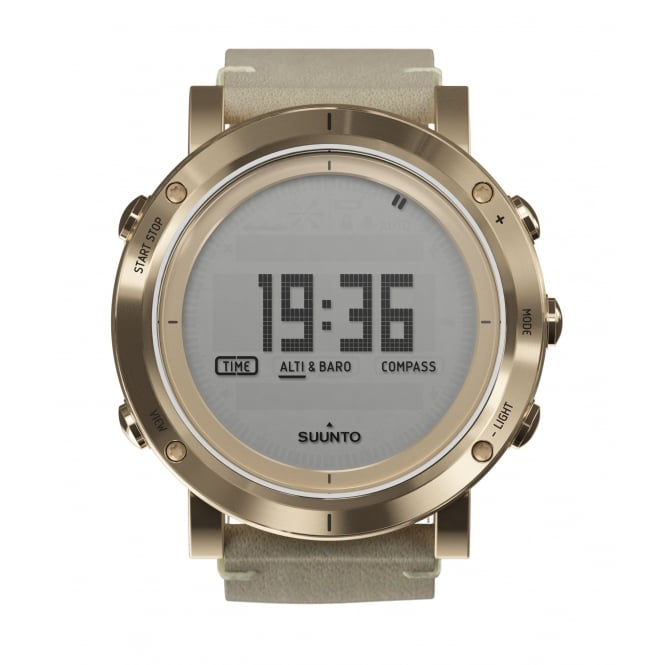 Suunto SS021214000 Essential Collection Gold