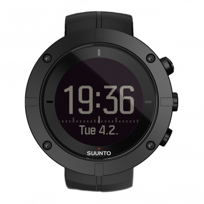 Suunto SS021238000 Kailash Carbon Wristwatch