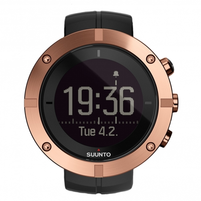 Suunto SS021815000 Kailash Copper Wristwatch