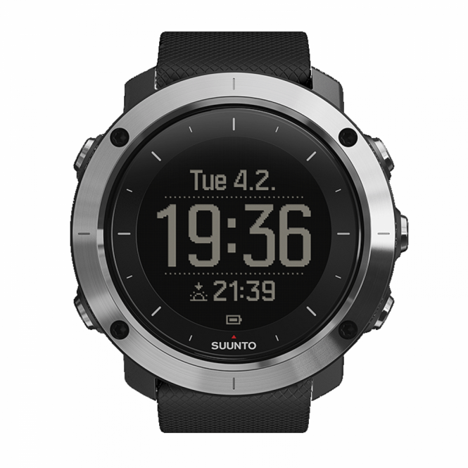 Suunto SS021843000 Traverse Black Wristwatch