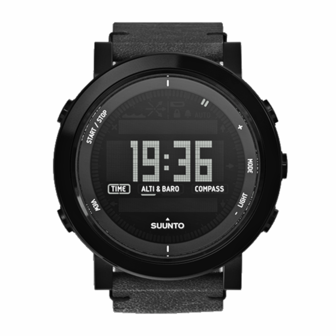 Suunto SS022437000 Essential Ceramic All Black