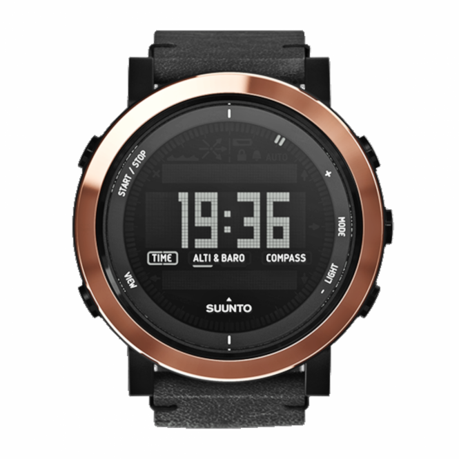 Suunto SS022439000 Essential Ceramic Copper Black