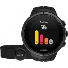 Suunto SS022654000 Spartan Ultra All Black Titanium (HR) Wristwatch