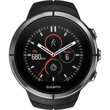 Suunto SS022659000 Spartan Ultra Black Wristwatch