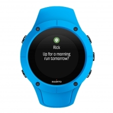 Suunto SS023002000 Spartan Trainer Blue Wrist (HR) Wristwatch