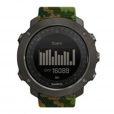 Suunto SS023445000 Traverse Alpha Woodland Wristwatch