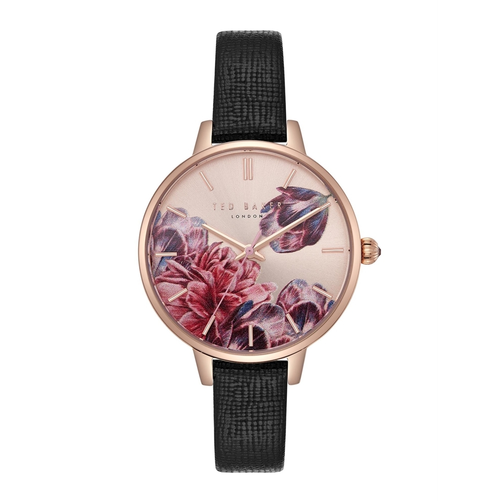 9df14045b330a0 Ted Baker Ted Baker TE50005005 Kate Floral Dial Wristwatch