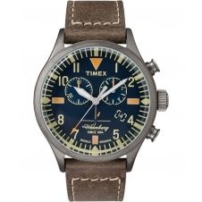 Timex TW2P84100 Waterbury Chronograph Watch