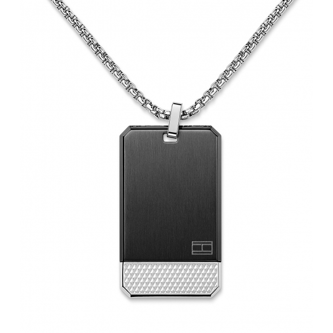 Tommy Hilfiger 2701017 Dog-Tag Necklace