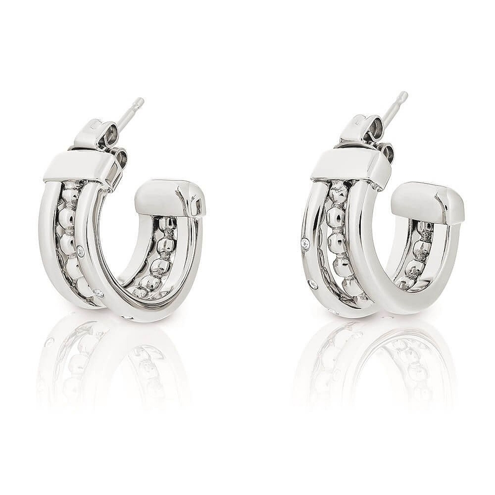 Tommy Hilfiger 2701091 Stone Set Stack Earrings