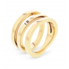 Tommy Hilfiger 2701100E Cross Over Ring