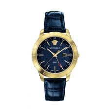 Versace VEBK00318 Men's GMT Wristwatch